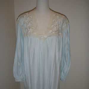 Vintage Miss Dior Elegant Night Gown